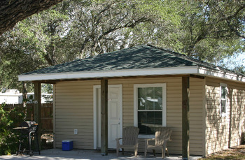 Cabin at Last Resort