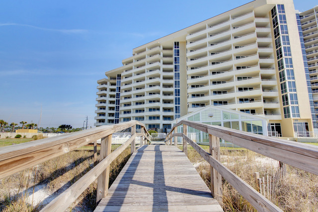 Rental exterior at Perdido Key Resort Management.