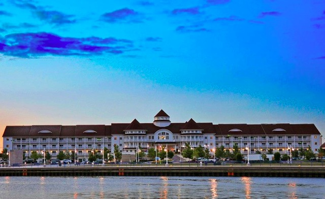 Welcome to Blue Harbor Resort & Spa.