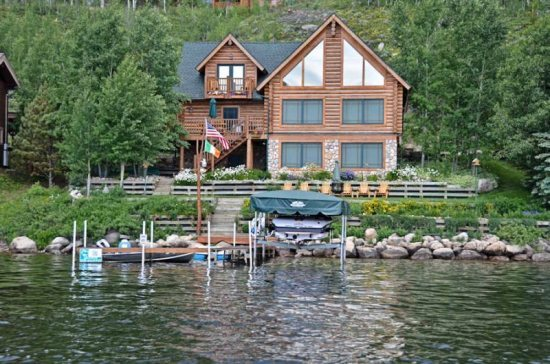 Grand rentals by owners grand lake co resort for Grand lake colorado cabin rentals