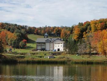 Exterior view of Hidden Valley Resort.