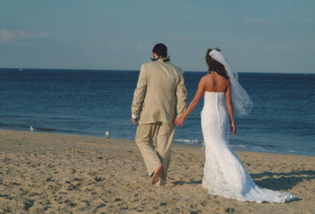 Beach Weddings at The White Sands Resort