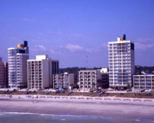 Palmetto Shores Resort Myrtle Beach Sc