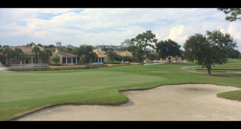Golf course at SkyRun Vacation Rentals - Destin, Florida.