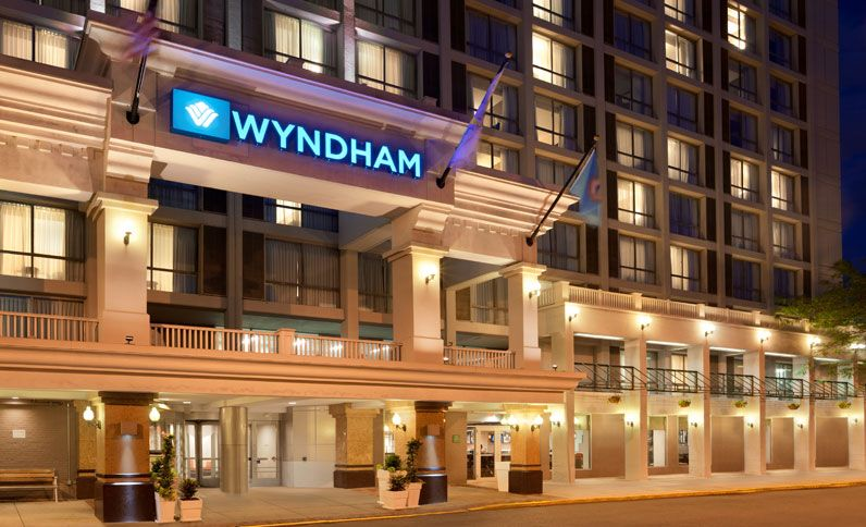 Exterior View of Wyndham Boston Beacon Hill