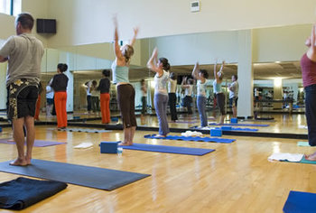 Yoga Classes at Vail Mountain Lodge