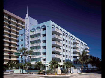 Exterior view of Solara Surfside.
