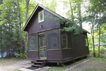 Cabin at Pine Grove Resort Cottages