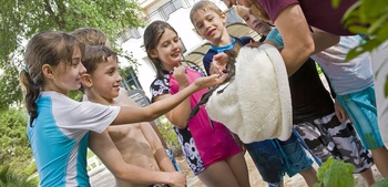 Kids activities at La Cantera Hill Country Resort.