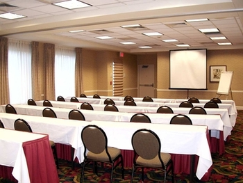 Conference Room at Hilton Garden Inn Knoxville