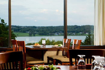 Lakeview Grille at Geneva Ridge Resort.