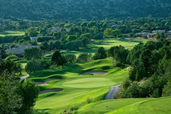 Sedona Golf Resort near Oak Creek Terrace Resort.