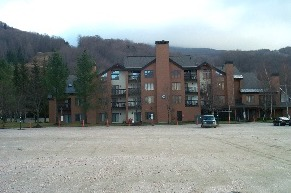 Vacation Rental Exterior at Killington Accommodations