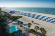 TradeWinds Island Grand Resort Beach
