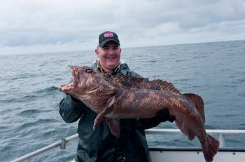 Big Catch at FishMasters Inn
