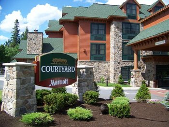 Welcome to Courtyard by Marriott Lake Placid