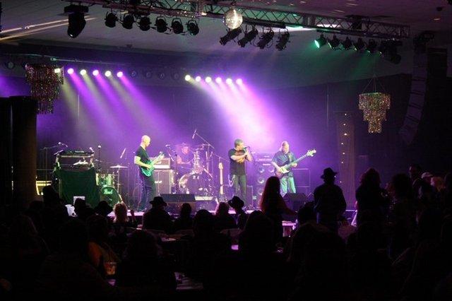 Live entertainment at Odawa Casino Resort.
