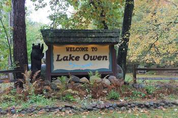 Welcome to Lake Owen Resort