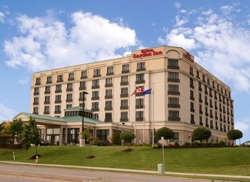 Welcome to the Hilton Garden Inn Toronto/Markham