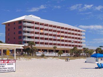 Exterior view of Osprey Motel & Resort.