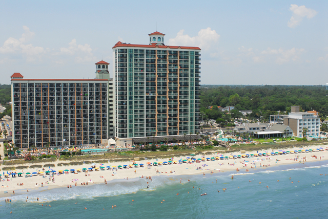 Caribbean resort villas myrtle beach sc resort - 4 bedroom resorts in myrtle beach sc ...