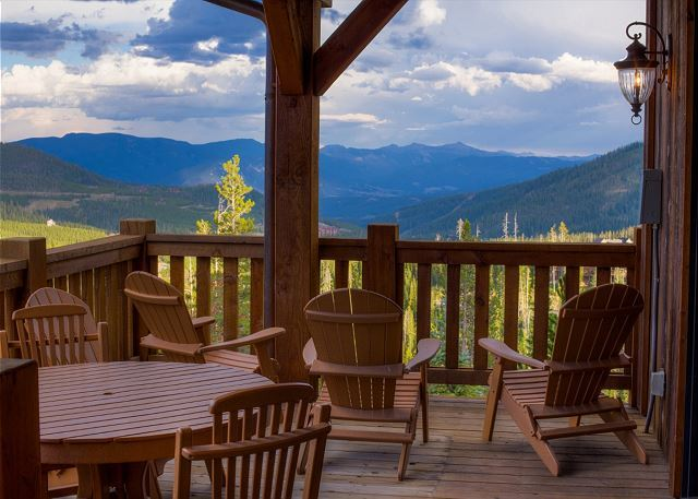 Black diamond vacation rentals llc big sky mt resort for Big sky cabin rentals