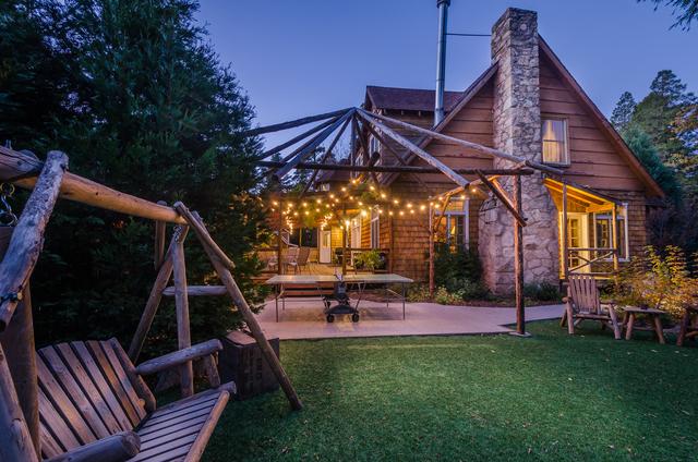 Arrowhead Pine Rose Cabins Twin Peaks Ca Resort