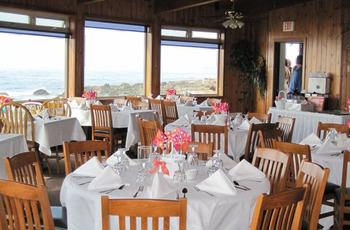 Wedding reception at Adobe Resort.