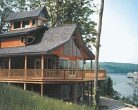 Colucci Log Cabins On The Ohio River Magnet In Resort