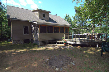 Exterior view at North Country Vacation Rentals.
