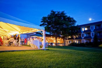 Wedding Reception at McGuire's Resort