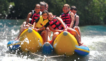 Outdoor Water Sports at Rocking Horse Ranch