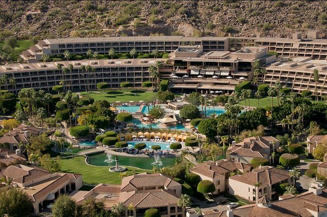Aerial View of The Phoenician