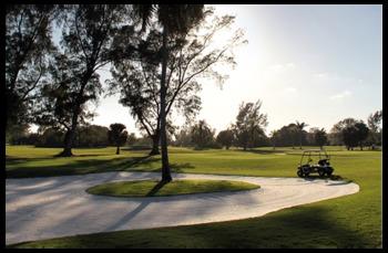 Pompano Beach Golf Course near Wyndham Palm-Aire.