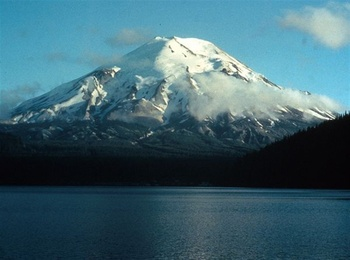 Mount St Helen's at The Heathman Lodge