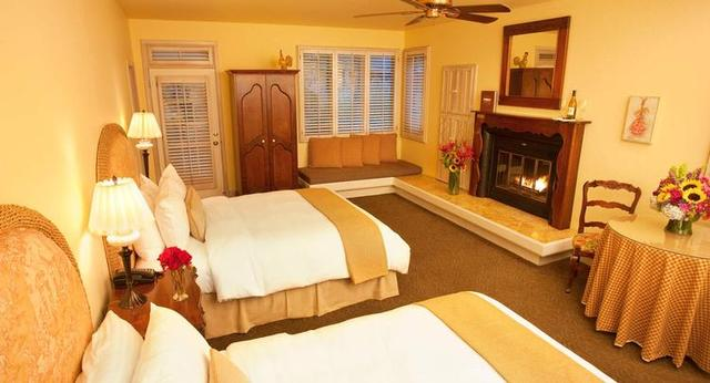 Double Suite at Vintage Inn
