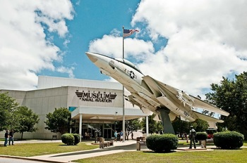 National Naval Aviation Museum near Luxury Coastal Vacations.