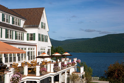 Exterior View of The Sagamore Resort