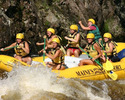 Rafting at Northern Outdoors