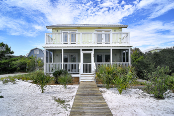 Exterior view of Beaches of South Walton Vacations.