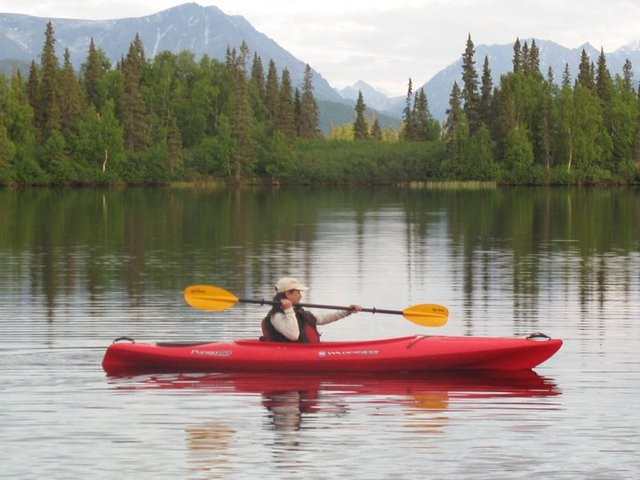 Within the wild adventure lodge anchorage ak resort for Anchorage fishing charters