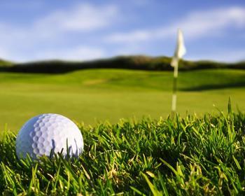 Golf near Oceano Beach Resort.