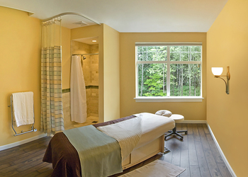 The spa at Essex Resort & Spa.