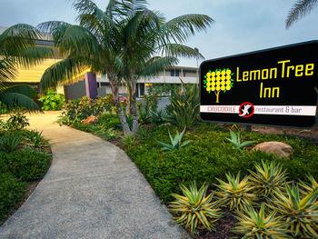 Exterior view of Lemon Tree Inn.