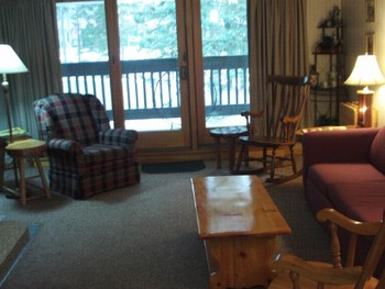 Vacation Rental Interior at Killington Accommodations
