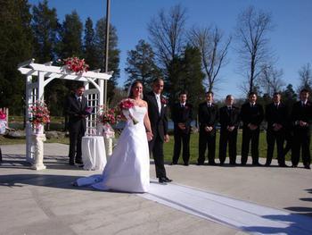Wedding at Eisenhower Hotel & Conference Center.