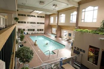 Indoor Pool at The Inn on Lake Superior