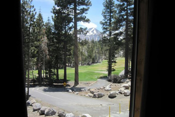 View from vacation rental at JetLiving.
