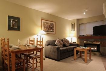 Whistler Retreats guest room