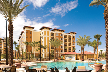 Exterior view of Floridays Resort Orlando.